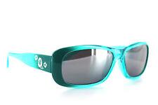 Elle Kinder Sonnenbrille / Kids Sunglasses EL18248 BL Blau Glas Grau-verlauf