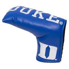 DUKE BLUE DEVILS Team Golf Blade Putter Cover MAGNETIC CLOSE LICENSED