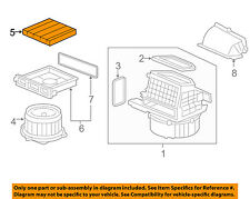 HONDA OEM 09-13 Fit-Cabin Air Filter 80291TF3E01