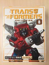 Takara Transformers Collection #8 Inferno MISB Sealed - I have all 22!