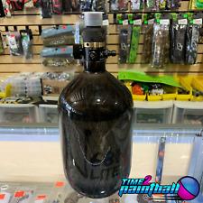 Ninja Lite Translucent Carbon Fiber Air Tank - 68/4500 w/ Pro V2 Slp Reg Black