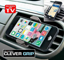 Clever Grip Air Vent Portable easy phone mount good for all smart phones