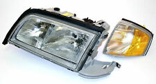 Mercedes HALOGEN HEADLAMP LEFT (C230 C280 +, 1997-00) OEM AL LUS4502 2028202761