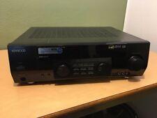 Vintage Kenwood VR-407 Dolby Digital DTS Surround 5.1 Receiver 500w Phono Input
