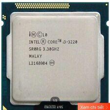 Intel Core i3-3220 3.3GHz 3MB 5GT/s SR0RG LGA1155 CPU Processor