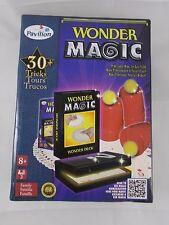 Pavilion Wonder Magic Cards, Cups & Balls Lot