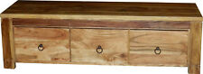 Fernsehtisch Sideboard Lowboard TV Cabinet Kommode Massivholz