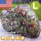 Motorcycle Scooter Cover Waterproof for Suzuki RM85 GN125 GSXR GSX-R 600 750 US
