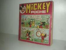 MICKEY POCHE MENSUEL n° 10 WALT DISNEY NOVEMBRE 1975