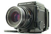 【NEAR MINT】 Mamiya RB67 Pro + Sekor C 90mm f/3.8 + 120 Film Back From JAPAN #910