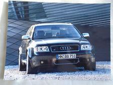 Audi S6 press photo Feb 2000