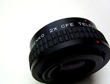 Kenko 2x cae Teleplus mc 4 tele Converter Canon FD conexión