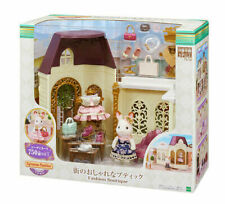 Epoch Sylvanian Families Fashionable Boutiques of The City Ts-14 Japan 1a0565