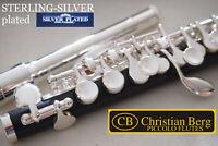 Piccolo Silver Piccoloflöte Flauti  Flauta Piccolo Flauto piccolo Ottavino Argen