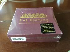 Cat Stevens: Three - Numbers/Izitso/Back to Earth(3 CD Set - 1996) Numbered *NEW