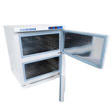 Open Box 32L 2-in-1 Towel Warmer Ultraviolet UV Sterilizer Cabinet, Skin Care