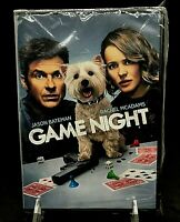 Game Night (DVD) Brand New, Free Shipping NEW FACTORY SEALED