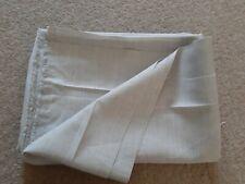 Laura Ashley Fabric, Austen Dove Grey, 0.7 Metres, Brand New