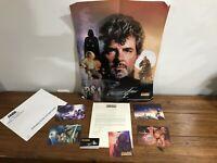 Star Wars Vintage Poster Fan Club Collection Lucas Luke Vader Postcards Jedi