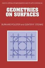 Encyclopedia of Mathematics and Its Applications: Geometries on Surfaces 84...