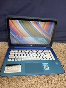"HP Stream 13 Celeron N2840 2.16GHz 2GB 32GB WIN 10 Home 13"" Touchscreen Laptop"