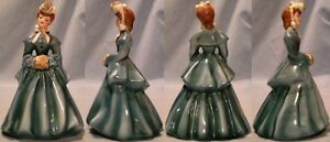 """Florence Ceramics Elaine Blue 6"""""""