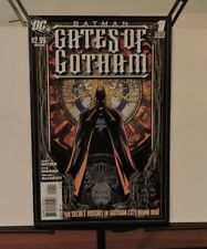 Batman: Gates of Gotham #1-5 full set (July 2011, DC)
