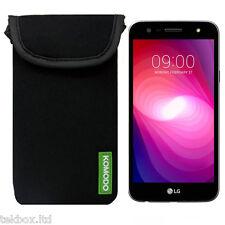 Komodo LG X Power 2 Neoprene Pouch Case Sock Pocket Case Cover