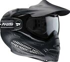Proto Switch EL Mask/Goggle - Black - Paintball