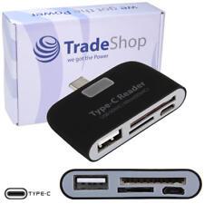 4in1 USB-C 3.1 OTG USB Adapter Kartenleser für Huawei Mate 10 9 Nexus 6P