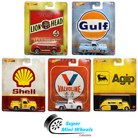 "Hot Wheels 2020 Premium Pop Culture H Case ""FUEL"" Set of 5 Cars【In-Stock】"