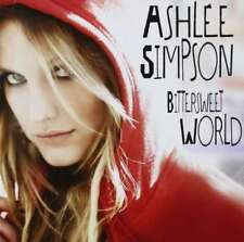 New: ASHLEE SIMPSON - Bittersweet World CD