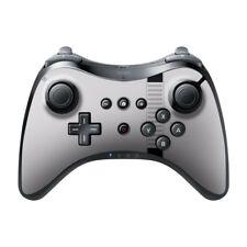 Wii U Controller Pro Skin - Retro Horizontal - Decal Sticker