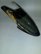 ESKY HONEY BEE CP3 RC HELICOPTER SPARES BLACK &YELLOW CANOPY SET 002383