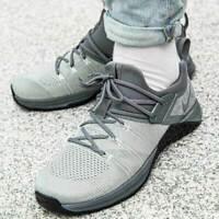NIKE METCON FLYKNIT 3 Running Gym Weightlifting - UK Size 10 (EUR 45) Cool Grey