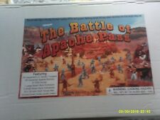 PARAGON THE BATTLE OF APACHE PASS PLAYSET RARE WOW.