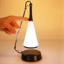 Lamps USB Novelty Light Touch Sensor LED Table Lamp/Mini Speaker Black