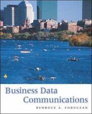 Business Data Communications (Mcgraw-Hill Forouzan Networking Series) Behrouz A.