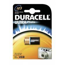 Pila duracell CR123A 3 v