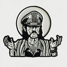 What would Lemmy do? Enamel Pin by Seven 13 Productions Motorhead Badge WWLD