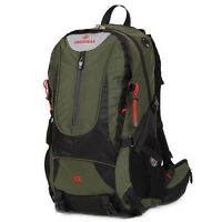 35L SWISSGEAR Waterproof Backpack Travel Outdoor Sports Bag Internal Frame Pack