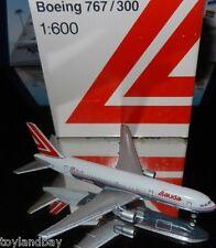 Schabak 1:600 Scale Diecast 927-56 Lauda Air Boeing 767-300 New in Box