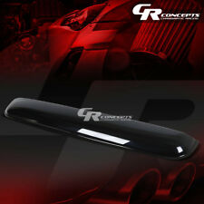 "43""SMOKE TINT SUNROOF SUN ROOF/MOON ROOF WINDOW VISOR/DEFLECTOR VENT RAIN SHADE"