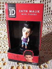One Direction 1D ZAYNE MALIK 2012 Mini Figure New NOS In Box Retired Boy Band