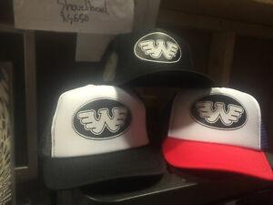 Waylon Jennings Hat punk kbd outlaw country music coe tubbs honky tonk tulsa