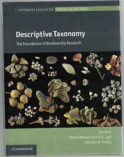 Descriptive Taxonomy: The Foundation of Biodiversity Research  9780521761079