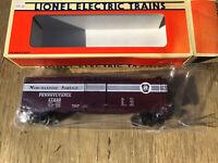 "Lionel Pennsylvania Railroad Standard ""O"" Merchandise Car 6-17220"