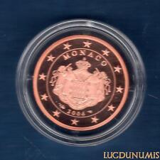 Monaco 2006 - 5 Centimes Euro 11180 ex du BE RARE - Monaco