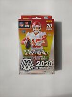 2020 NFL Panini Mosaic Football Hanger Box NFL, Factory Sealed NFL Cards