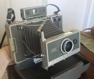 Vintage Polaroid 340 Land Camera